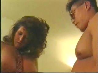 older couple having hardcore hot time