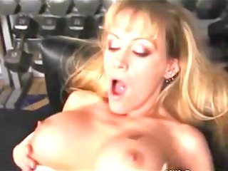 gym mother id like to fuck gets her slit licked