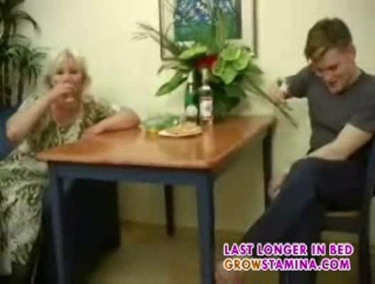 aged mother and son sex part4