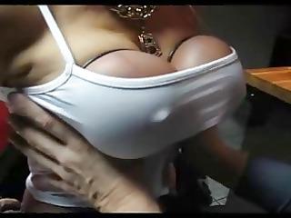 grab titties