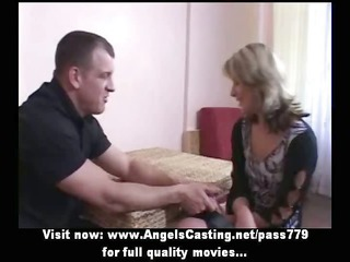 dilettante hot blond bride enjoyable talking and