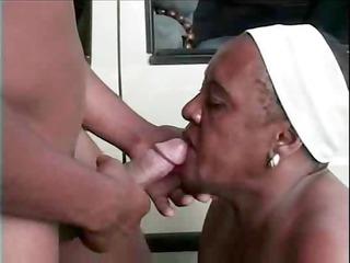older mama outdoor fuck
