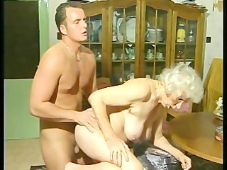grandma takes it is doggy style