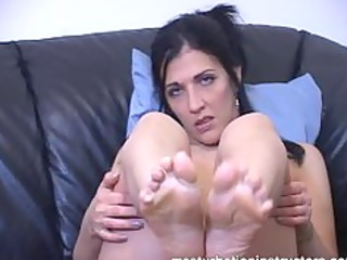 want a footjob the teacher is willing to give one