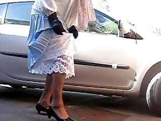 pleated petticoat