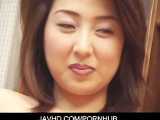 asain sexy mother i goes s garb for threesome hot