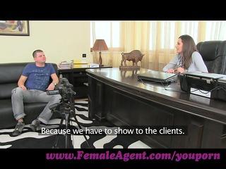 femaleagent. new agent and her incredible marangos