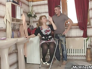 she is went out and he bonks her mother