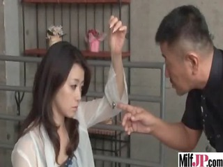 hawt oriental sexy mother i acquire hard penis