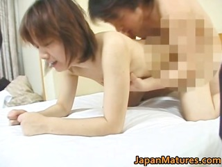 older nipponjin hottie has steamy part6