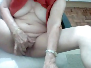 brazilian granny 22 years old - solo