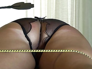 a-hole punishment of bound wife