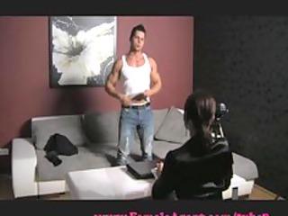 femaleagent. premature problems in casting
