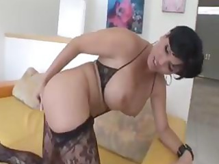 sexy milf with large titts acquires fucked by big