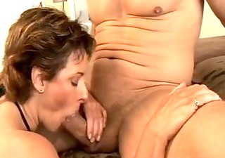 cougar engulfing fucking and smokin