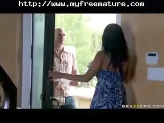 granny indian housewife priya cheats with her