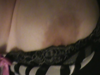 my wife shows her 62dd love muffins