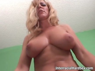 charming foxy milf with giant pointer sisters