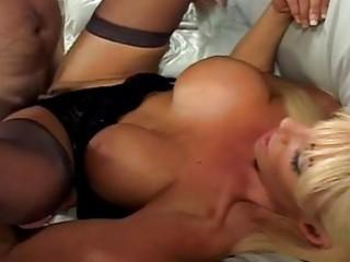blonde mother i rides big cock