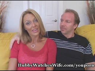 hawt wife getting fed youthful cock