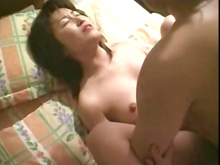 asian wife blows his rod and then acquires fucked