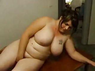 overweight wife undressed by snahbrandy