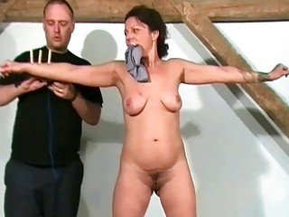 mature slaves sadistic workout and castigation