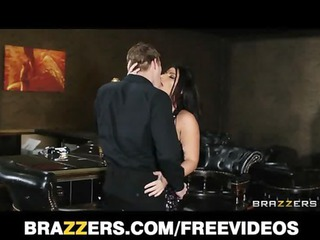 pickup artist fucks the hottest brunette hair at