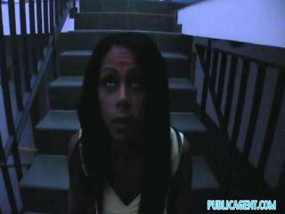 publicagent hd black hot cutie fucks in her grand