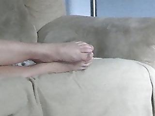 wifes yummy feet