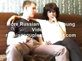 russian older mommy amalia with her guy
