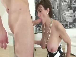mature stocking fetish bitch irrumation fuck