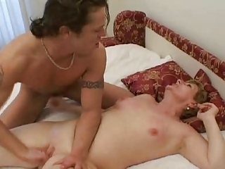 mama and boy ardent hard fucking