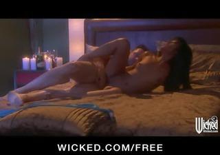 horny juvenile asian wife kaylani lei rides her