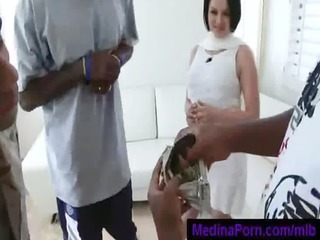 38-milfs drilled by huge dark weenies