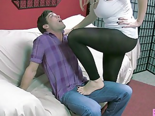 charlee follow ballbusting mother i