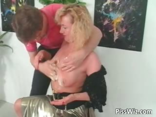 aged bitch t live without to have a fun in sexy
