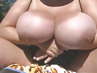 mature oils here biggest tits by the pool