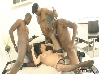 cougar groupfuck