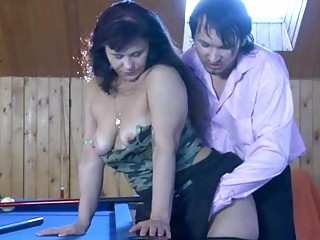 randy older gal receives down to a unfathomable