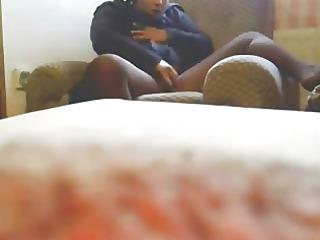 real hidden cam. my mamma masturbating in living