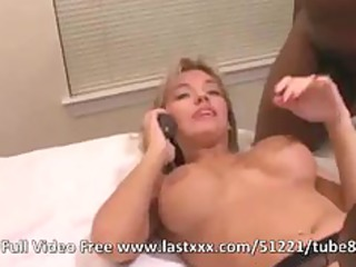 sexy blonde wife interracial dilettante some