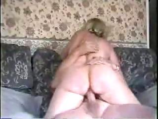 aged blondie fucking