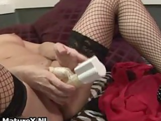 horny aged lady with sexy part4