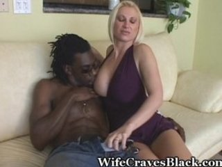breasty wife devours darksome