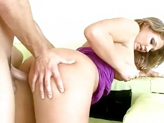 breasty wife screwed hard by her personal coach