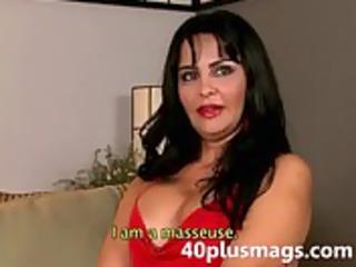 breathtaking busty brunette amateur d like to fuck
