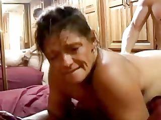 horny aged amateur ivee enjoys a hard fucking
