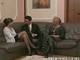granny and d like to fuck in nylons fuck part2