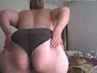 big beautiful woman wife's asshole